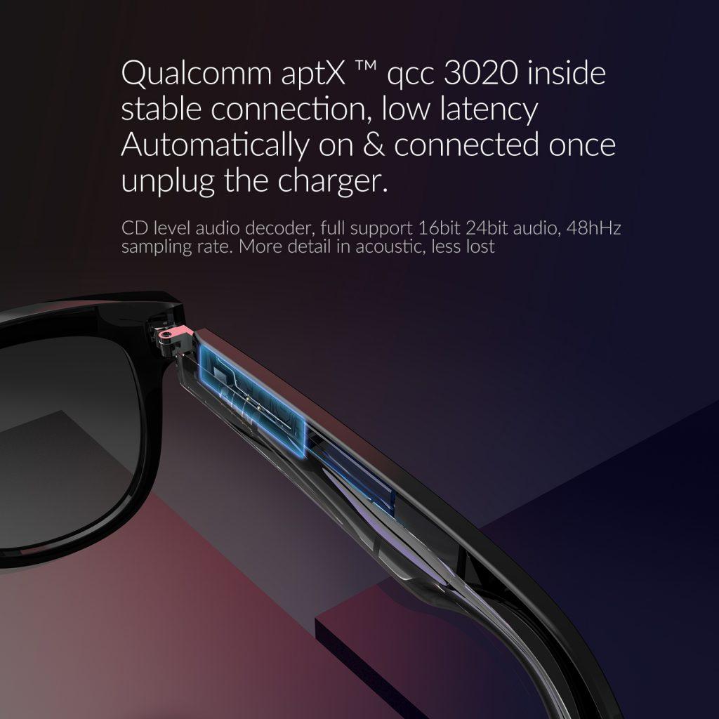 hoyee eyes Qualcomm aptX chipset